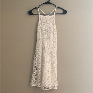 PacSun Dress Kendall and Kylie Lace Dress
